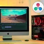 השוואה בין המחשב החדש של מק ולמחשב פיסי בעריכת וידאו