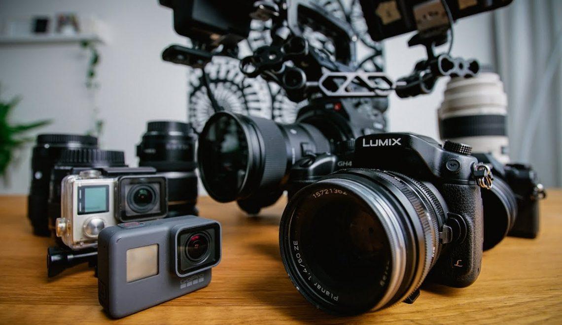 כיצד להפיק מהמצלמה תמונה קולנועית?