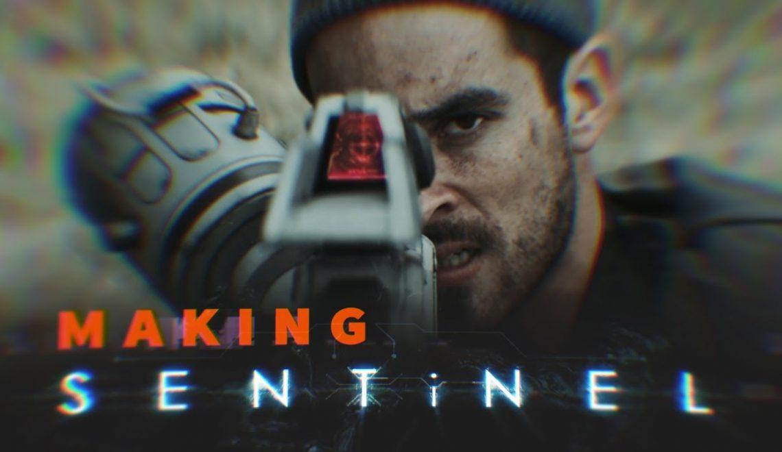 מאחורי הקלעים של הסרט Sentinel