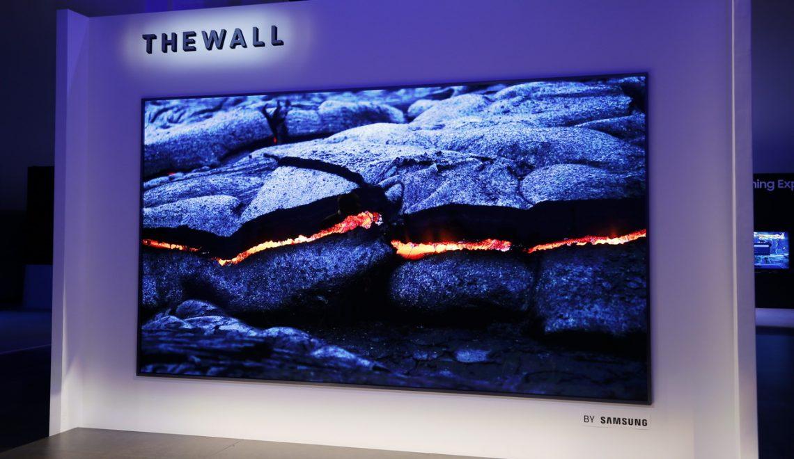 מסך בכל גודל – The WALL
