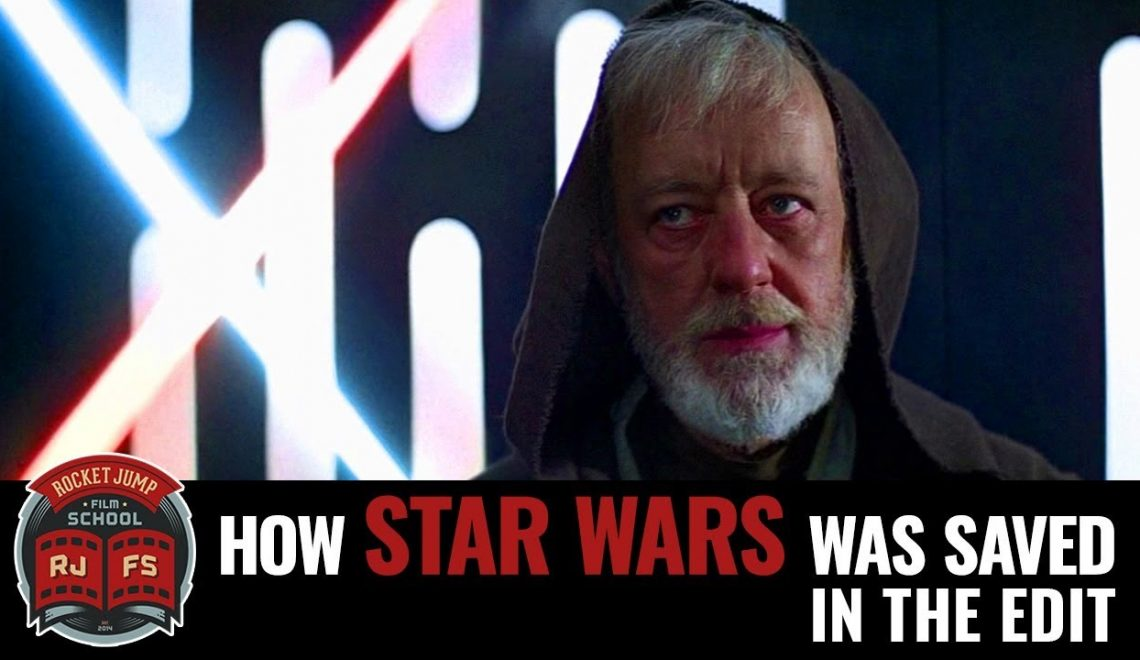 העריכה של מלחמת הכוכבים