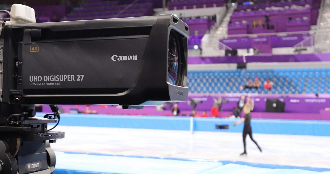 אולימפיאדת החורף במספרים, מ-4k , HDR ועד מאות מצלמות