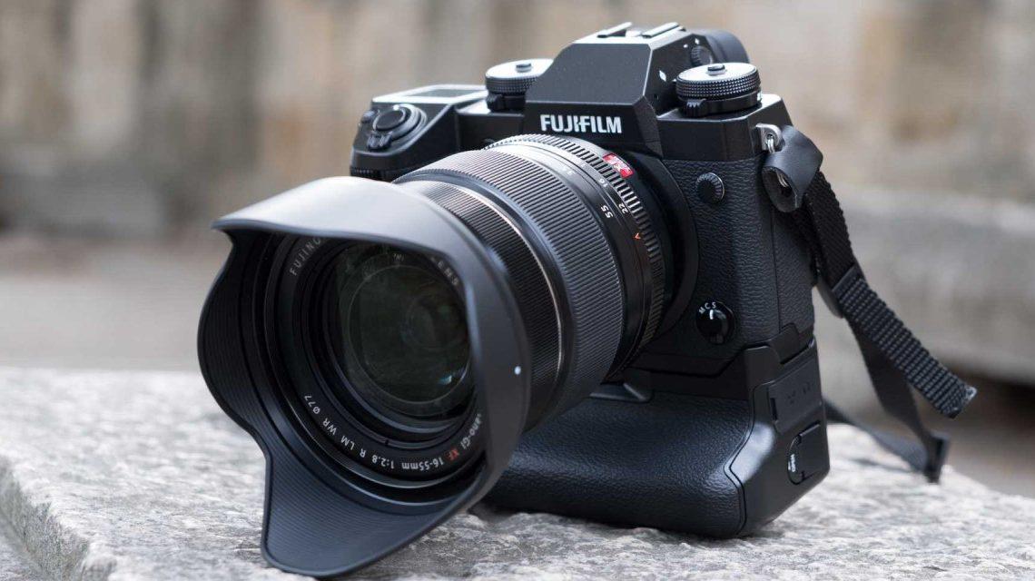 פוג'י משיקה את מצלמת הווידאו X-H1