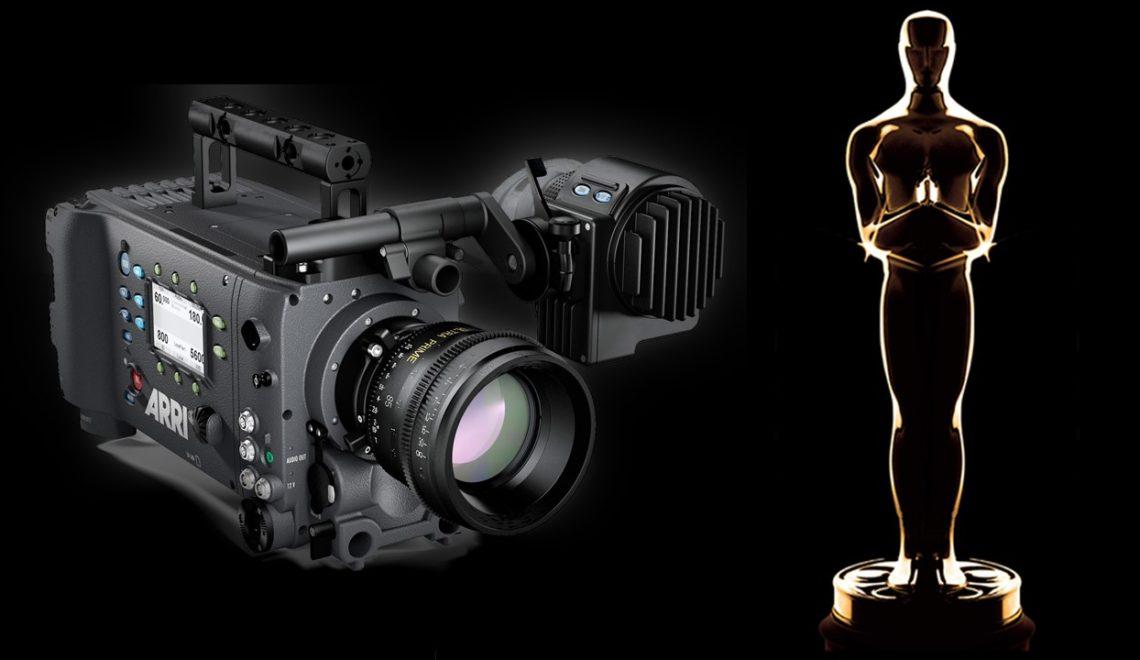 המצלמות שצלמו את סרטי האוסקר