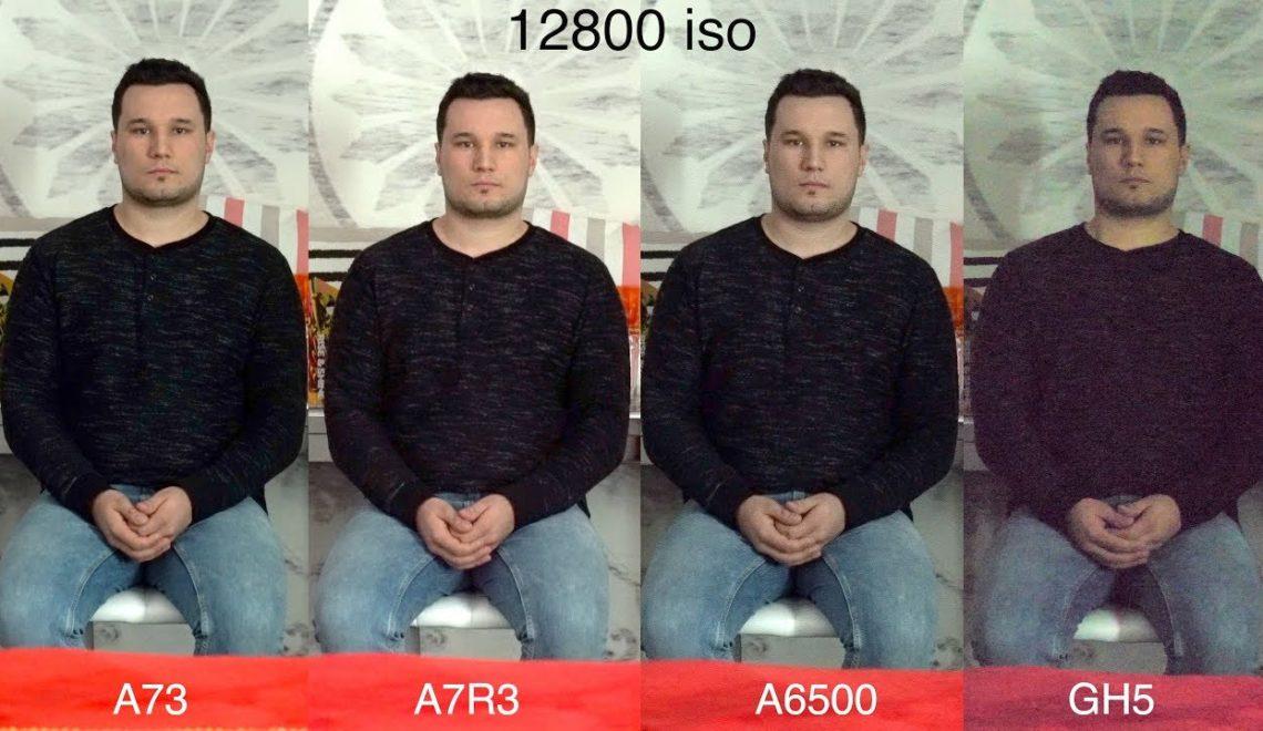 בחינת מצלמת a7 III לעומת מצלמות אחרות