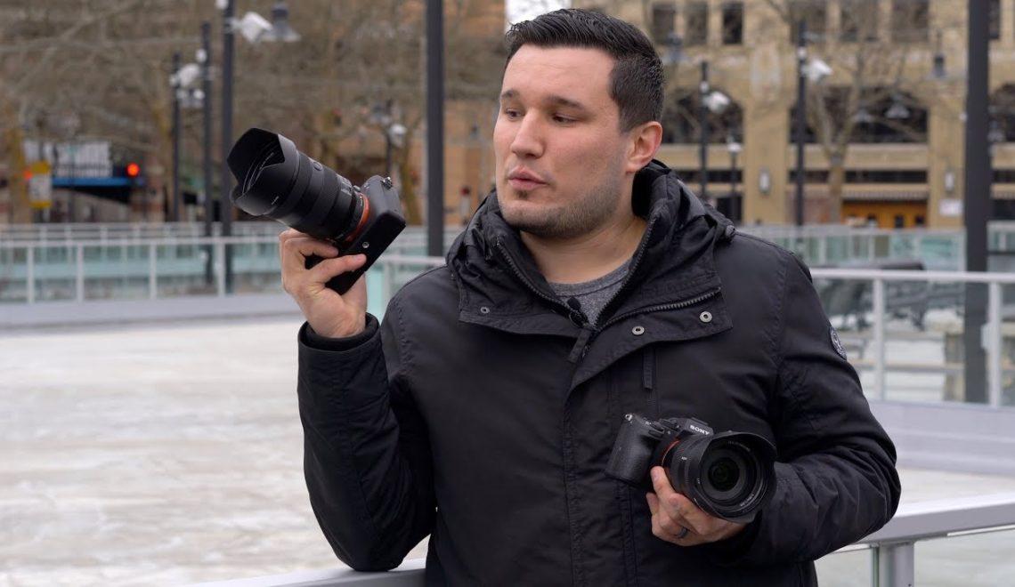 השוואה בין a7 III ל-a7S II לצלמי וידאו