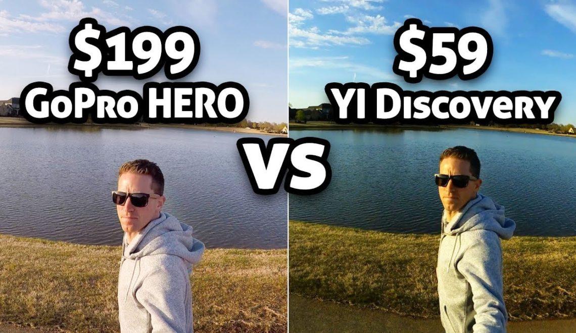 השוואה בין HERO ל-Discovery