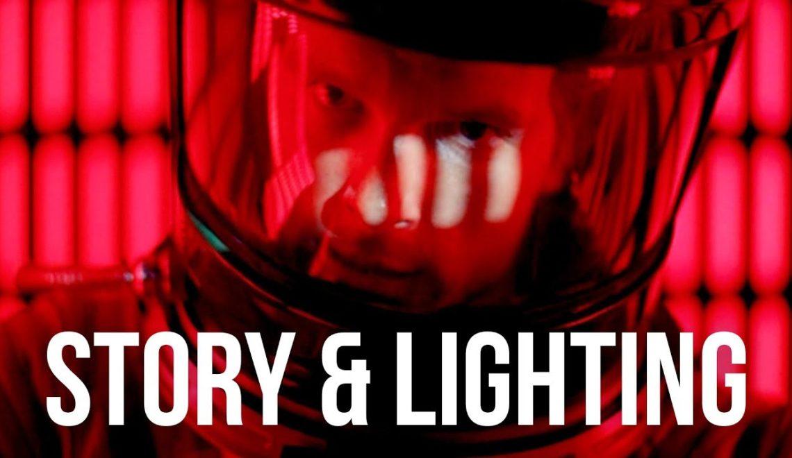 שבע טכניקות לסיפור סיפור באמצעות תאורה