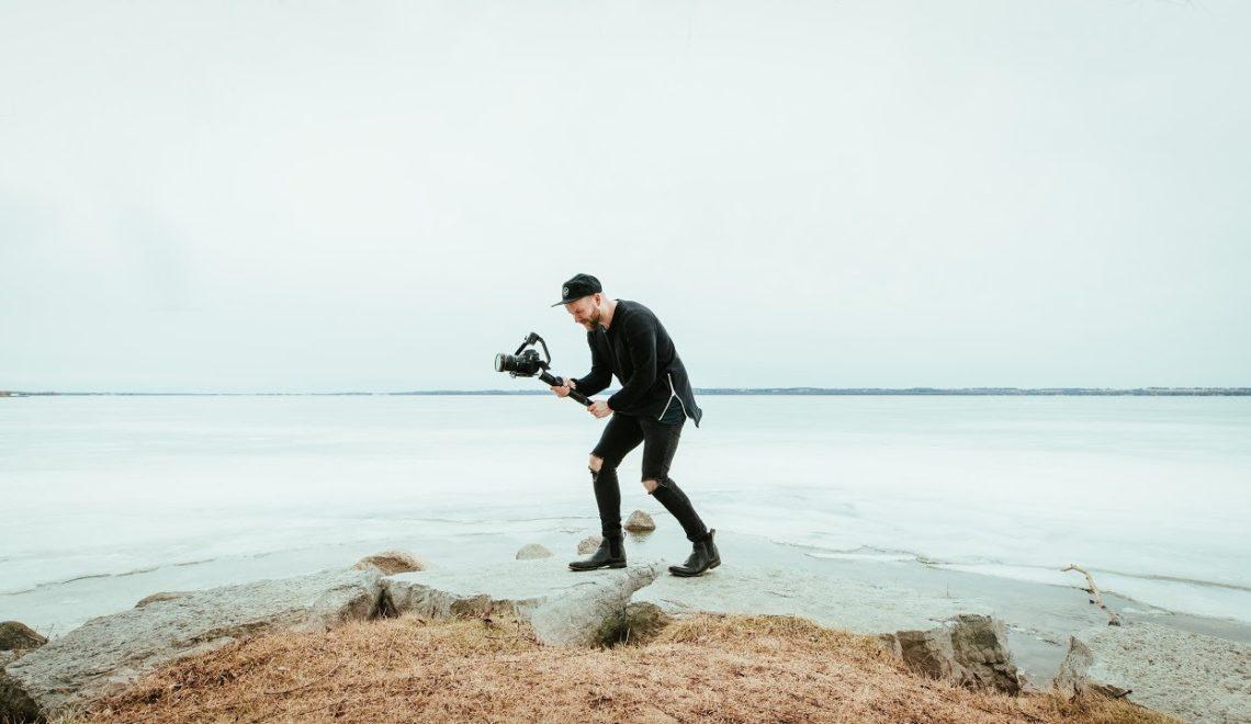 תנועות קולנועיות עם מייצב