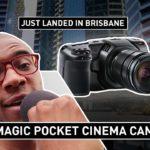 השוואה בין A7s II של סוני למצלמת הפוקט של Blackmagic