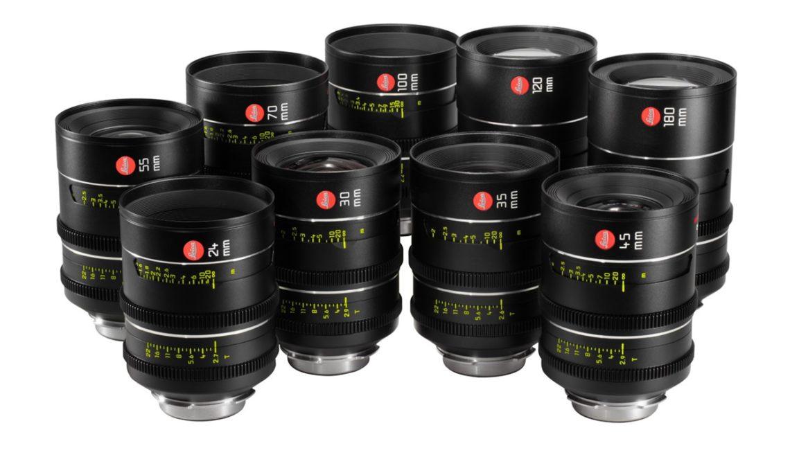 יצרנית העדשות Leica מתאימה לממשק החדש של Arri