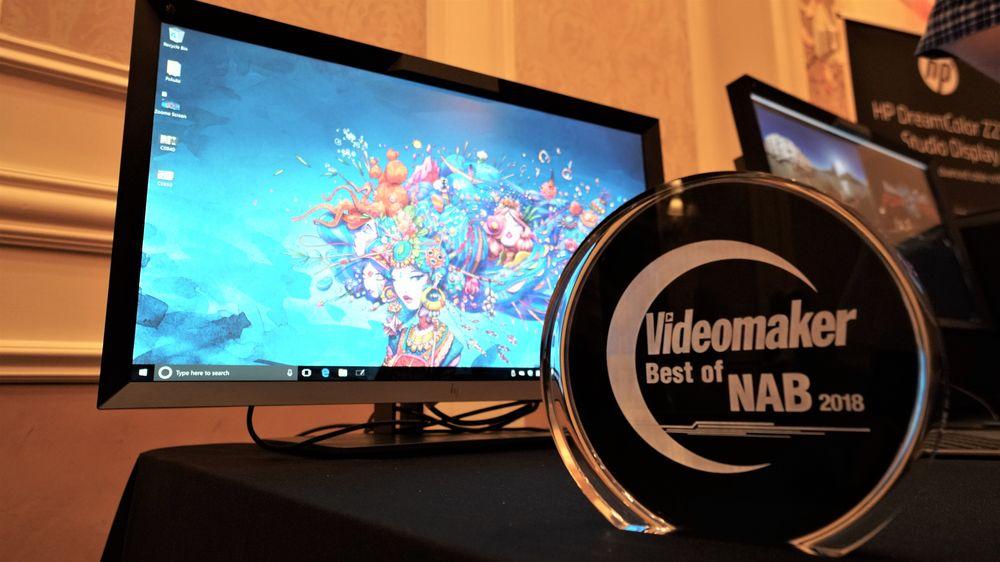 רשימת מוצרי ההפקה המצטיינים של תערוכת NAB לפי Video Maker