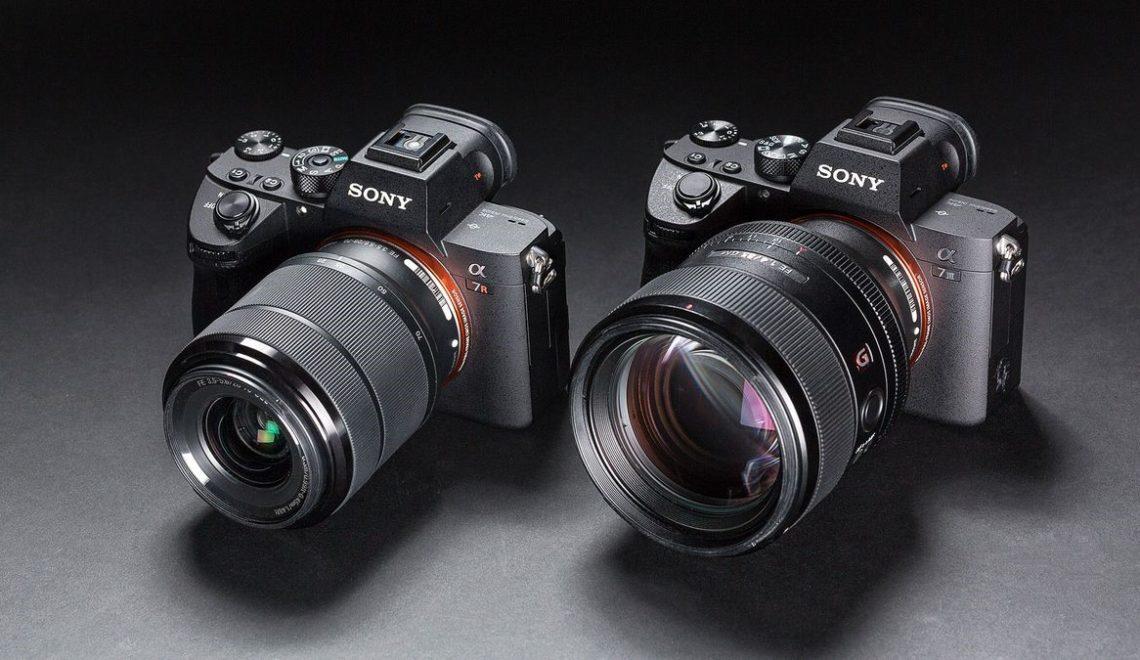 המטרה של סוני: להיות במקום הראשון בעולם בתחום הצילום הדיגיטלי