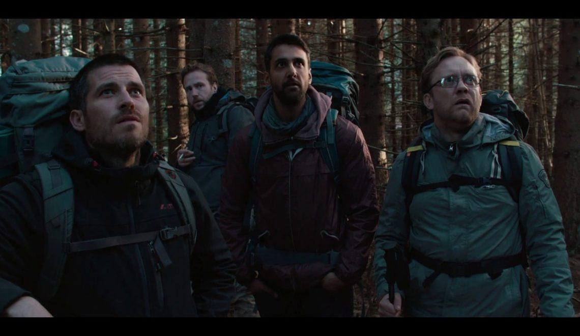 מאחורי הקלעים עם הסרט The Ritual של נטפליקס