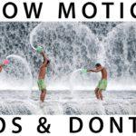 הילוך איטי – עשה ואל תעשה