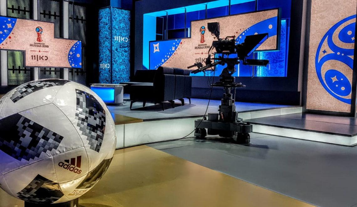 מונדיאל 2018 – הוקם אולפן ה-4k הראשון בארץ באולפני פתח תקווה