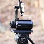 הפיכת מצלמת איפון למצלמת DSLR מקצועית