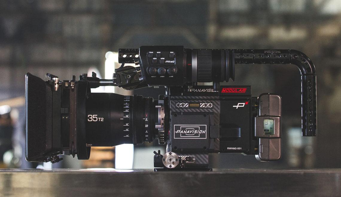 מצלמה חדשה של Panavision בשיתוף פעולה עם RED