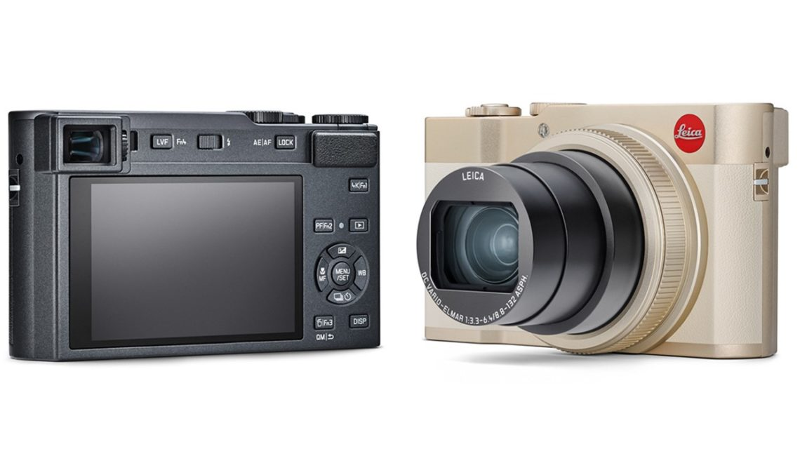 מצלמת חדשה של Leica המצלמת באיכות 4k