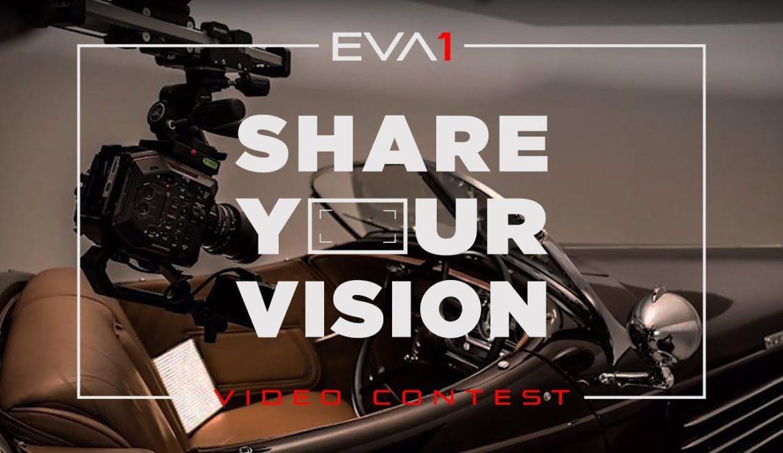 תחרות לבעלי מצלמת EVA1 – לחלוק את המעוף