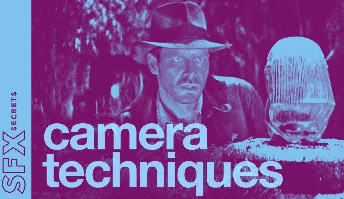 ארבע התנועות העיקריות של המצלמה בצילום קולנועי