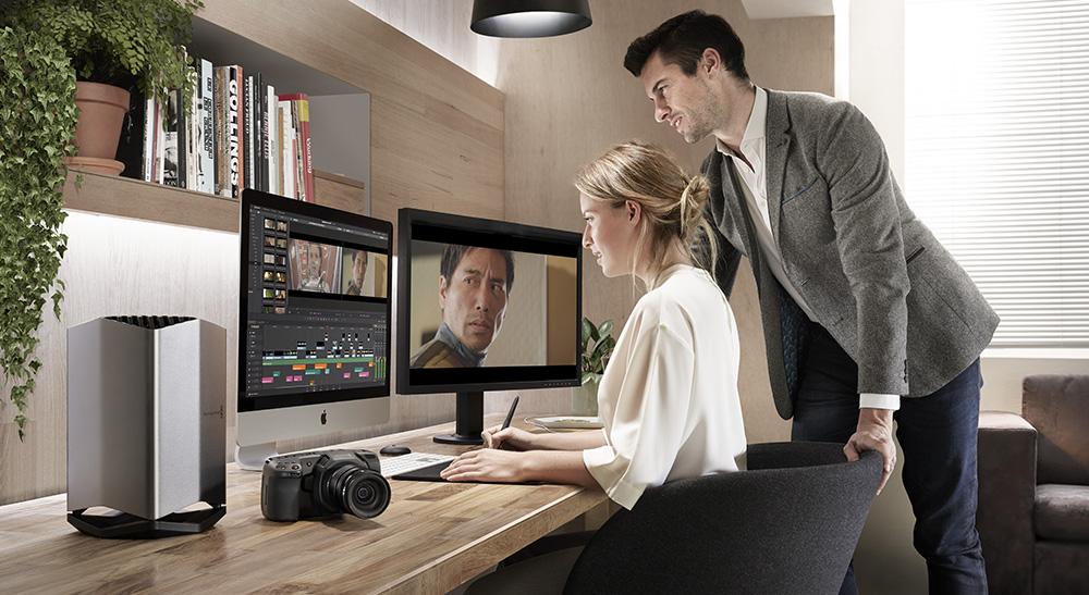 פתרון להפיכת מחשב נייד לתחנת עבודה לעבודות יצירה