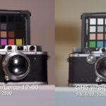 השוואה בין GH5s ל-a7R III וa6300 של סוני ומצלמת SL של Leica