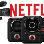 נטפליקס מפרסמת מפרט מעודכן לציוד מאושר ומוסיפה מצלמות של סוני ו-RED