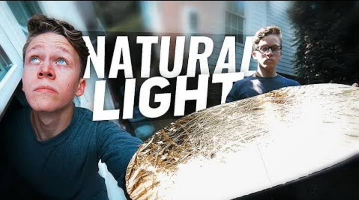טיפים לצילום עם תאורה טבעית