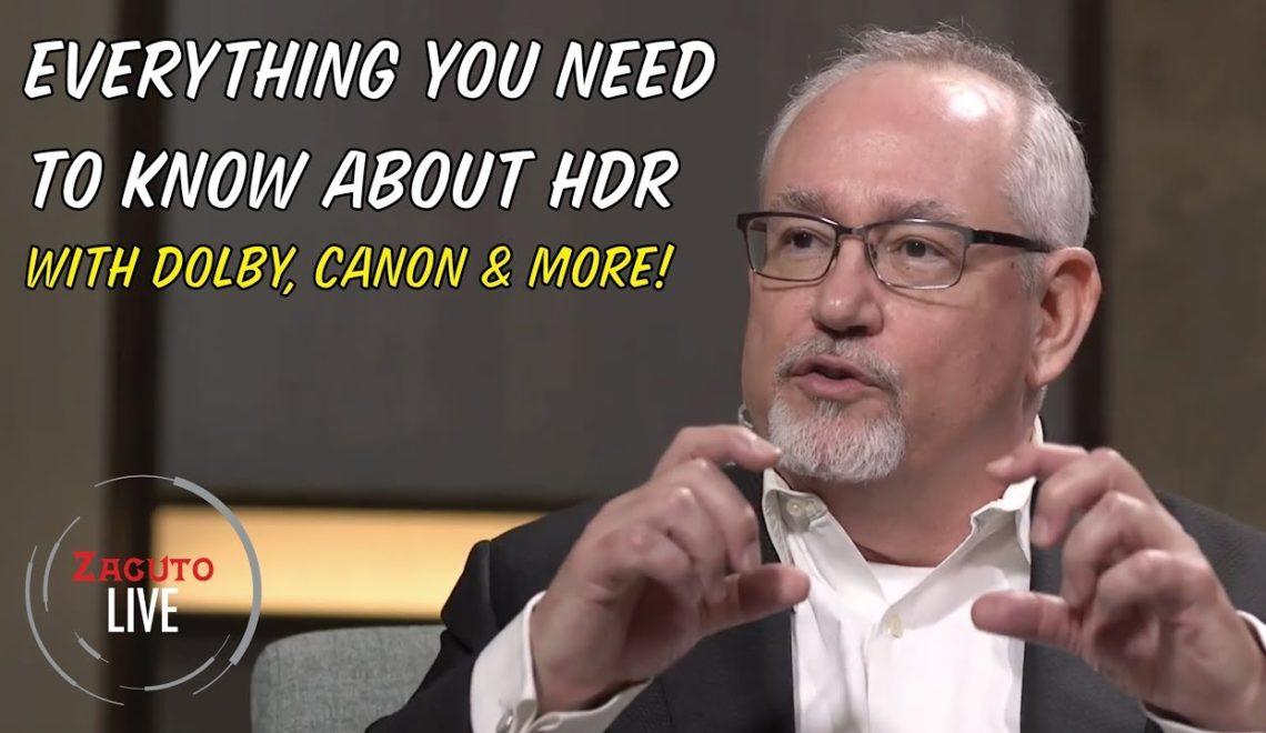 כל מה שצריך לדעת על HDR