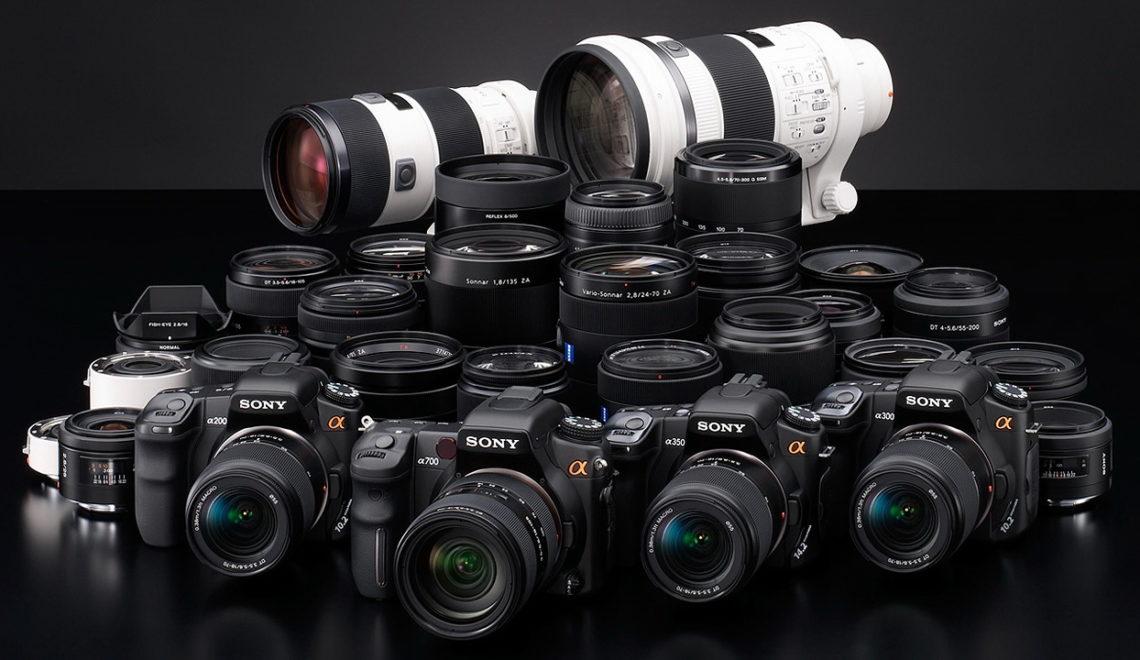 """סוני – החברה המובילה במצלמות Full Frame בארה""""ב"""