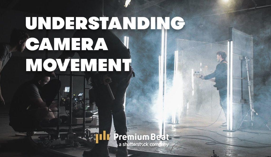 החשיבות של תנועת המצלמה ותוצאותיה