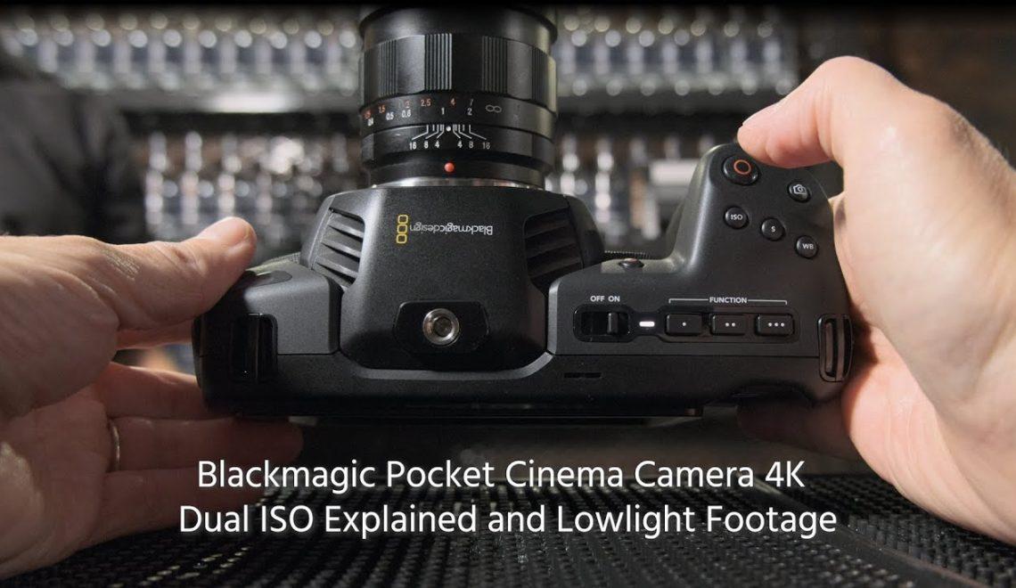 סקירה של מצלמת הפוקט של BlackMagic