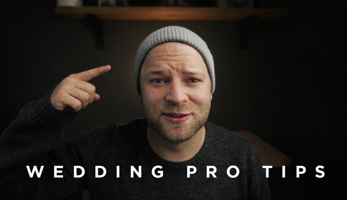 טיפים לצילום חתונות