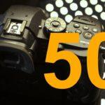 חמישים סיבות לרכוש את GH5 ולא את מצלמת הפוקט