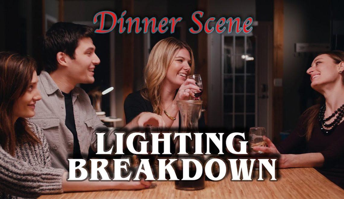 מאחורי הקלעים של תאורת ארוחת ערב