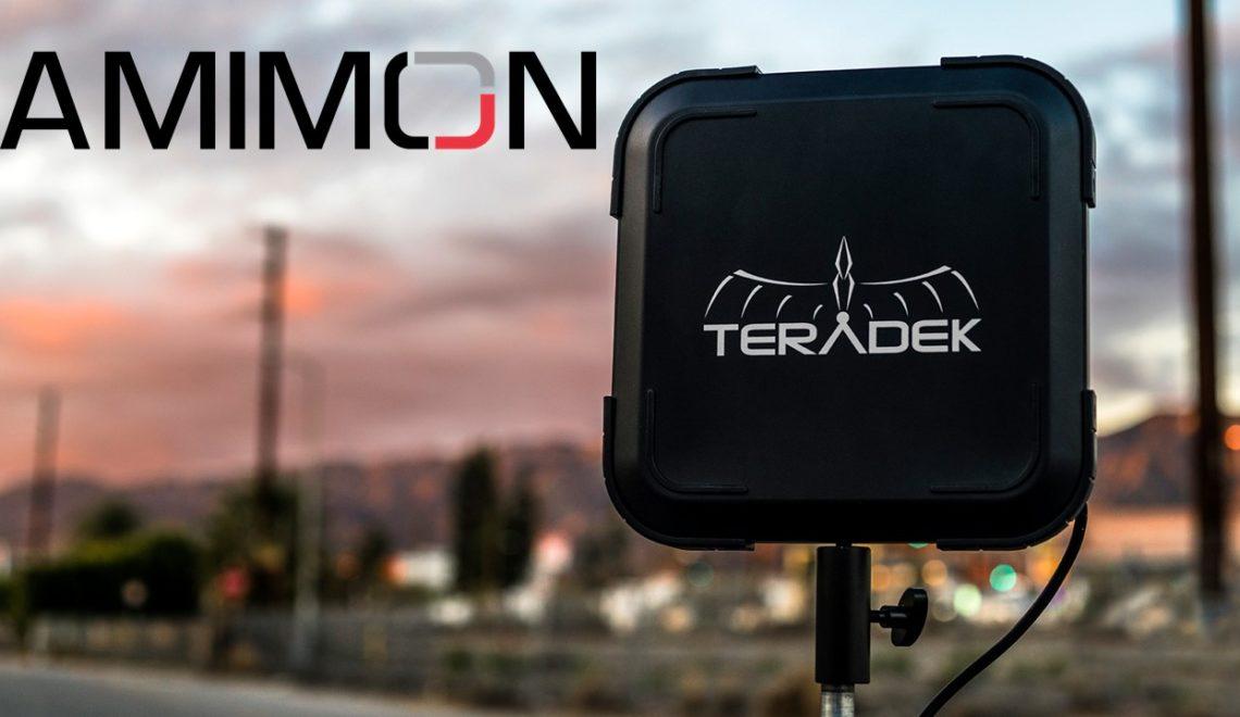 חברת Teradek רוכשת את חברת Amimon