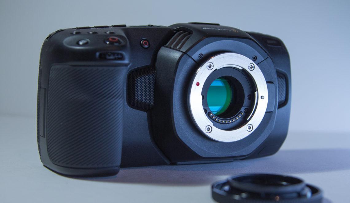 סקירה מעמיקה של מצלמת הפוקט של BlackMagic