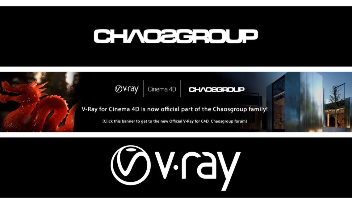 קבוצת Chaos רוכשת את V-Ray
