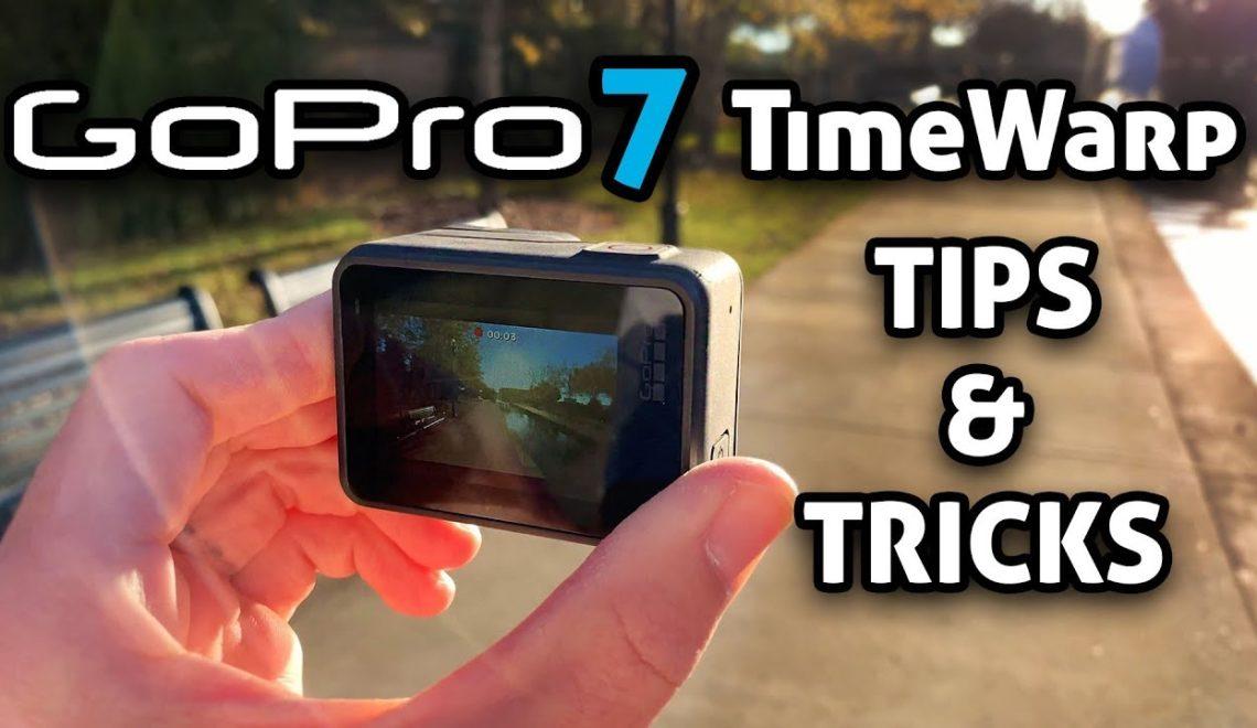טכניקות לצילום סרט מקטעים עם Hero7