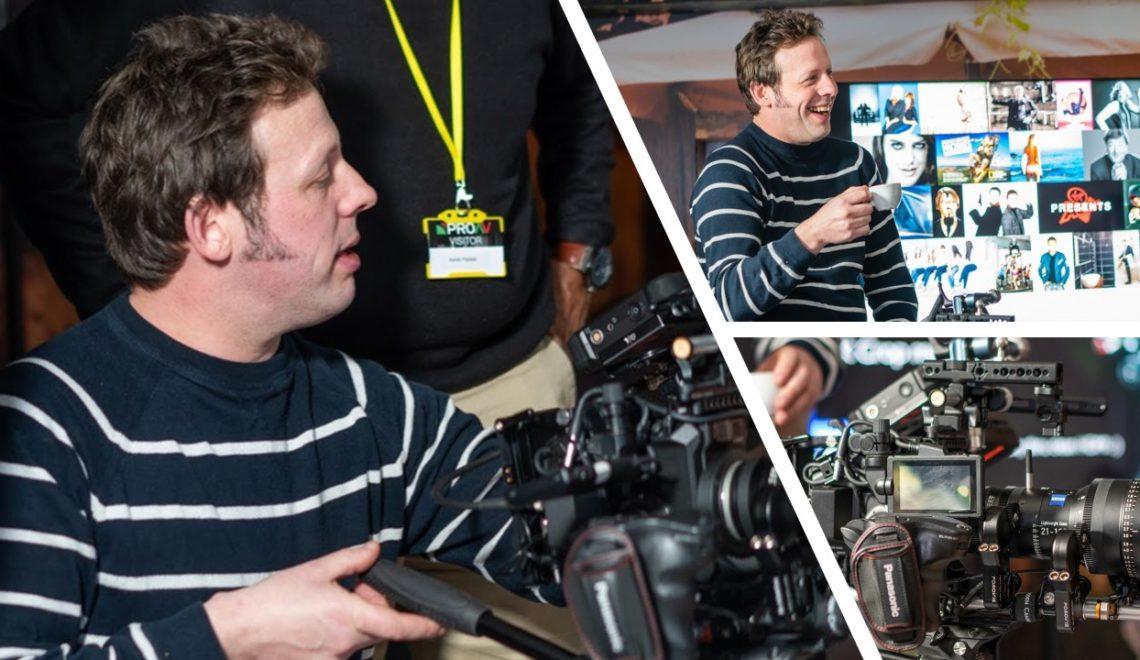 שלושה ראיונות עם הצלם ג'ים מרקס