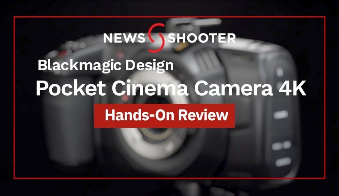 סקירה מקיפה של מצלמת הפוקט של BlackMAgic