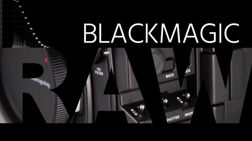 בדיקה של התחום הדינמי ב- BlackMagic RAW