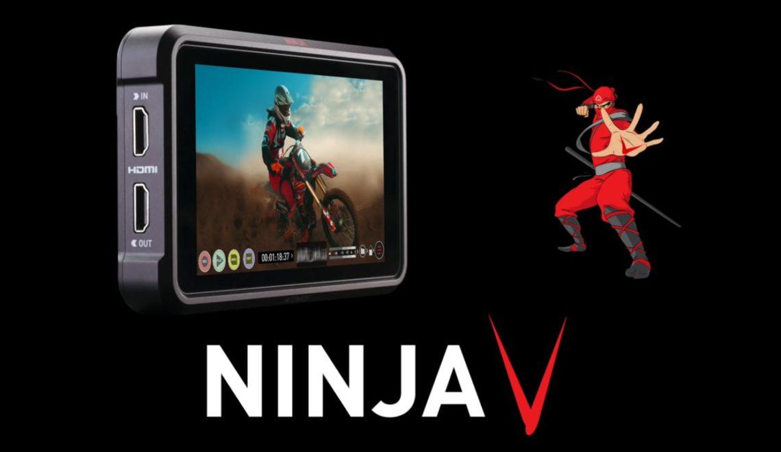 סקירה של מוניטור מקליט Ninja V