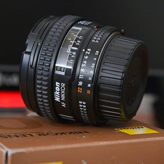 nikon 20 mm f2.8d