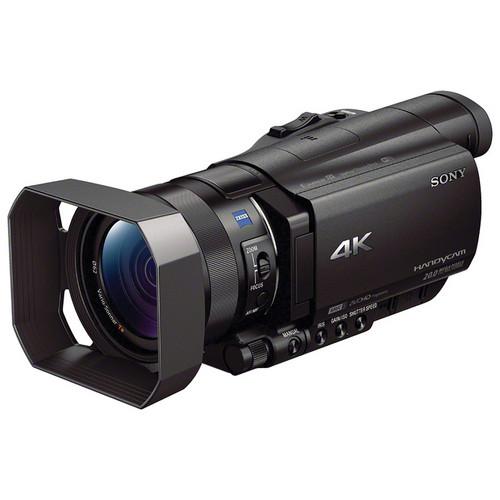 למכירה מצלמת וידיאו fdr ax100 4k