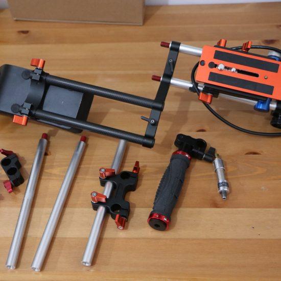 ריג 15mm - rig מכתוף מקצועי לבעלי C100