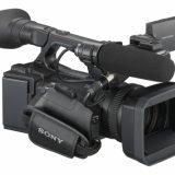 מצלמת וידאו  sony NX-5e