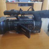 מצלמת וידאו AG-AC 130EN פנסוניק