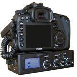 למכירה מיקסר סאונד למצלמות dslr